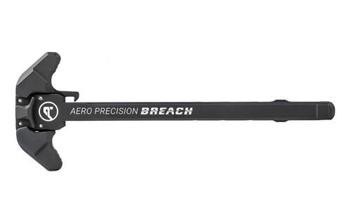 AR15 BREACH Ambi Charging Handle w/ Small Lever - Black