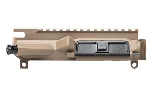 M4E1 Assembled Threaded Upper Receiver, Special Edition: Texas - FDE Cerakote