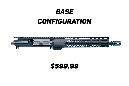 """AR-15 11.5"""" Midlength 5.56 Upper - Made to Order"""