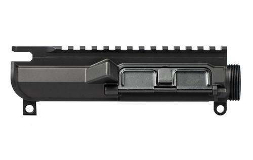 M4E1 Threaded Assembled Upper, No Forward Assist - Anodized Black