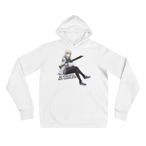 Be Peaceful Hoodie - FREE Shipping!