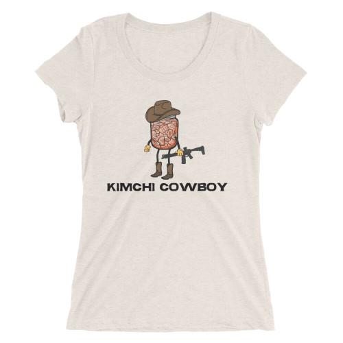 Kimchi Cowboy Women's Shirt - FREE Shipping!