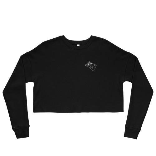 Bexar Arms Logo Crop Sweatshirt - FREE Shipping!
