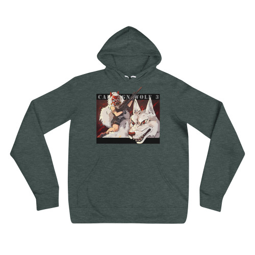 Callsign Wolf-3 Hoodie - FREE Shipping!