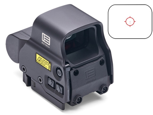 EXPS3-2 Holographic Weapon Sight - Black
