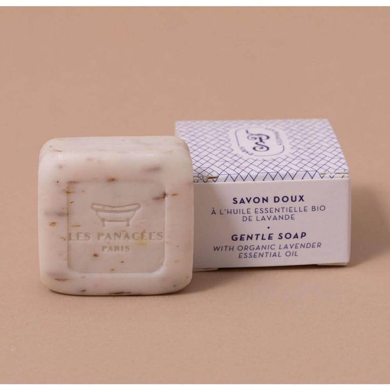 Milde zeep van lavendel, Les Panacees