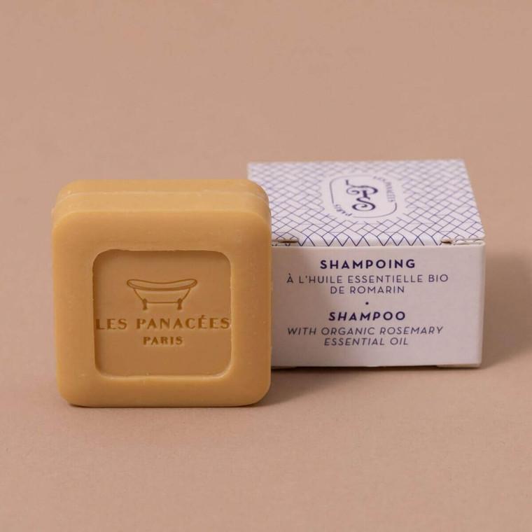Vaste shampoo - Biologische etherische olie van rozemarijn - 25 GRAM