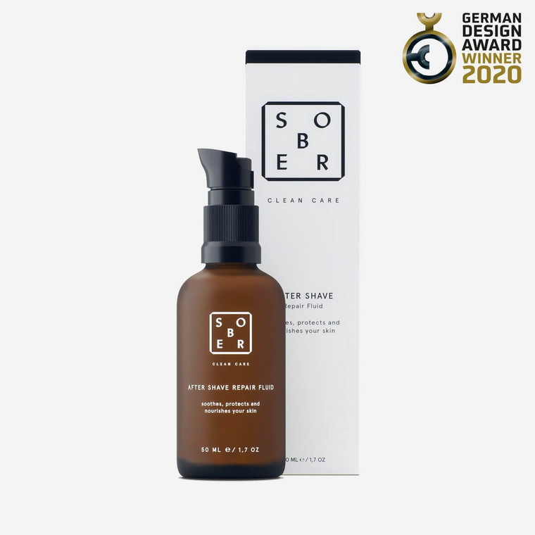 Sober - After Shave Repair Fluid