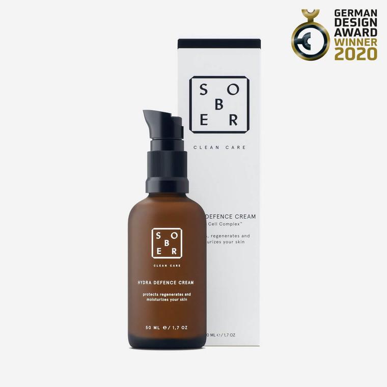 Sober - Hydra Defense Cream - 50ml