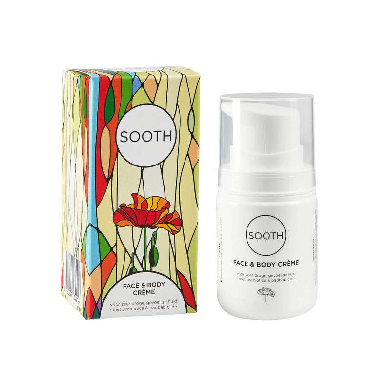 Sooth Care - Face & Body Crème - 50ml