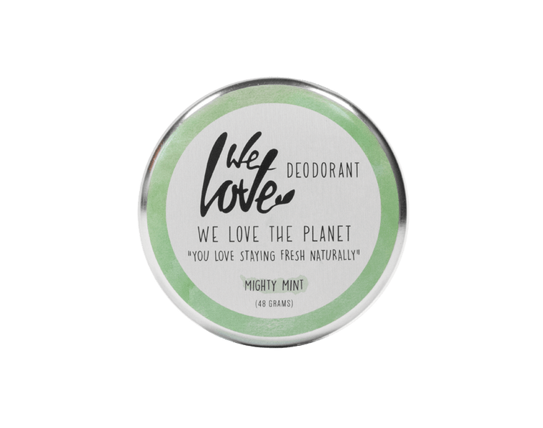 We Love The Planet - Mighty Mint - Blik