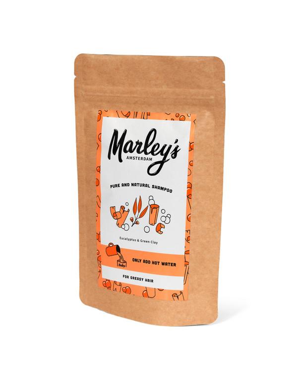 Marley's Amsterdam - Zak Eucalyptus & Groene klei (Oranje)