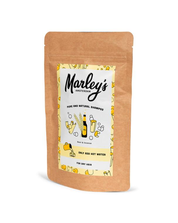 Marley's Amsterdam - Bier & Wierook - Voor droog haar - 450ml