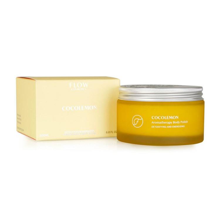 Body scrub Cocolemon - Flow Cosmetics | No Nasties