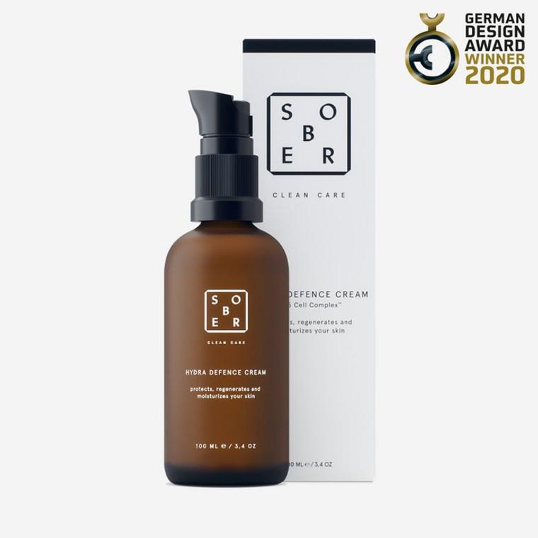 Sober - Hydra Defense Cream - 100ml