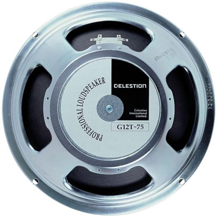 "Celestion G12T-75 12"" 8 or 16 Ohm Guitar Speaker 75W"