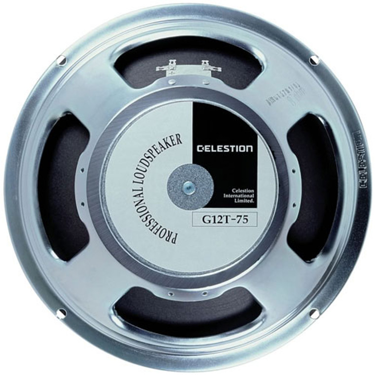 "Celestion G12T-75 12"" 8 or 16 Ohm Guitar Speaker 75W"