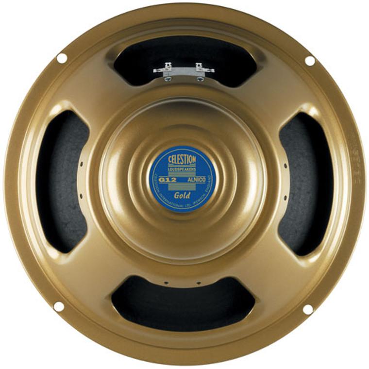 """Celestion G12 Gold 12"""" 8 or 15 Ohm Alnico"""