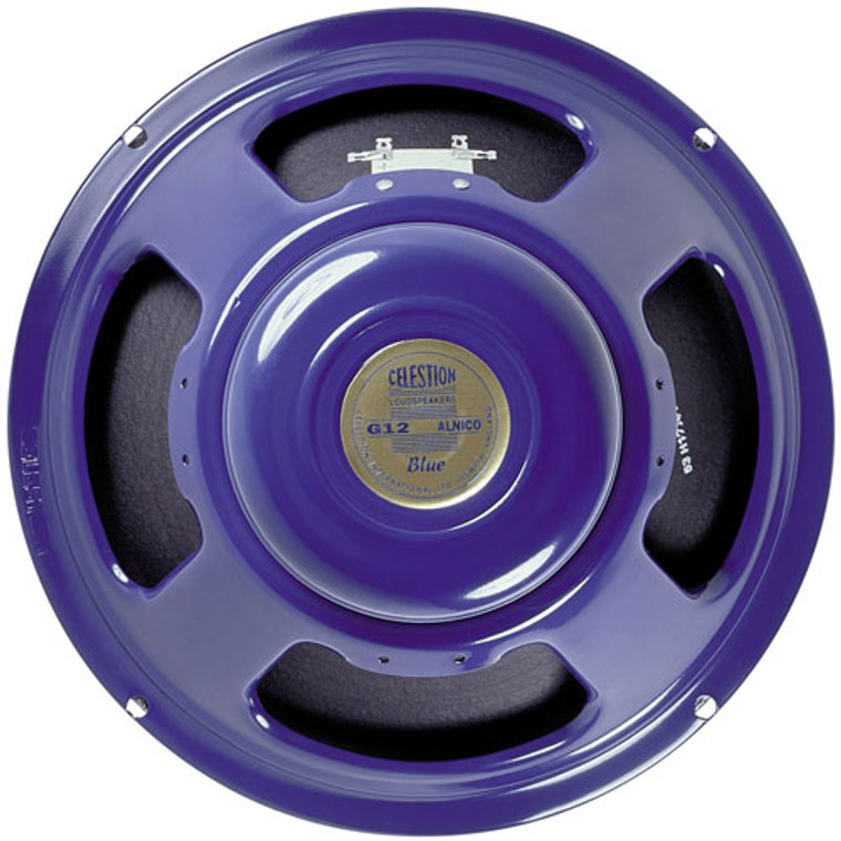 "Loaded Celestion G12 Blue 12"" 8 or 15 Ohm Alnico Guitar Speaker 15W"