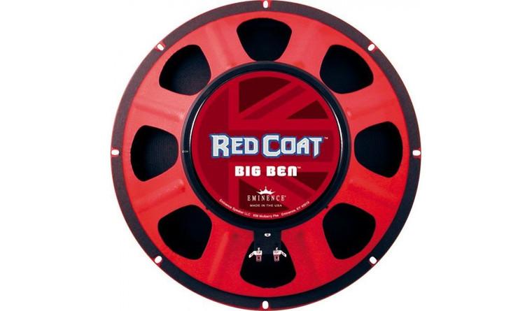 Eminence Red Coat Big Ben