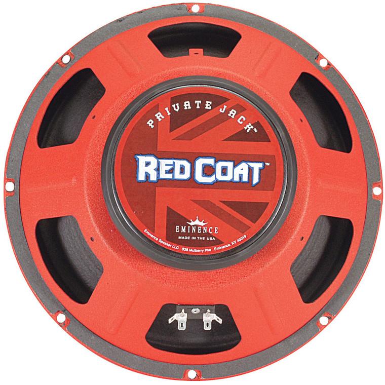"""Loaded Eminence Red Coat Private Jack 12"""" Guitar Speaker"""