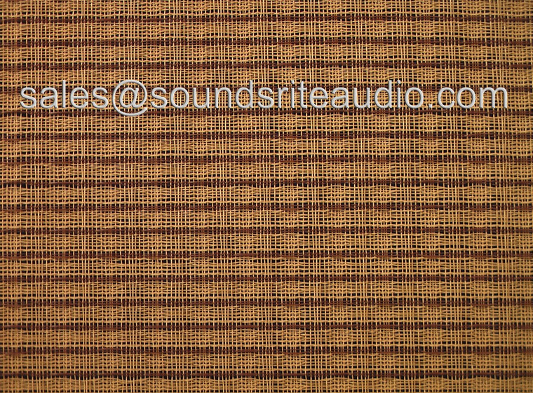 """Wheat"" Beige/Brown Yard Grill Cloth OEM Made in USA 1 yard"