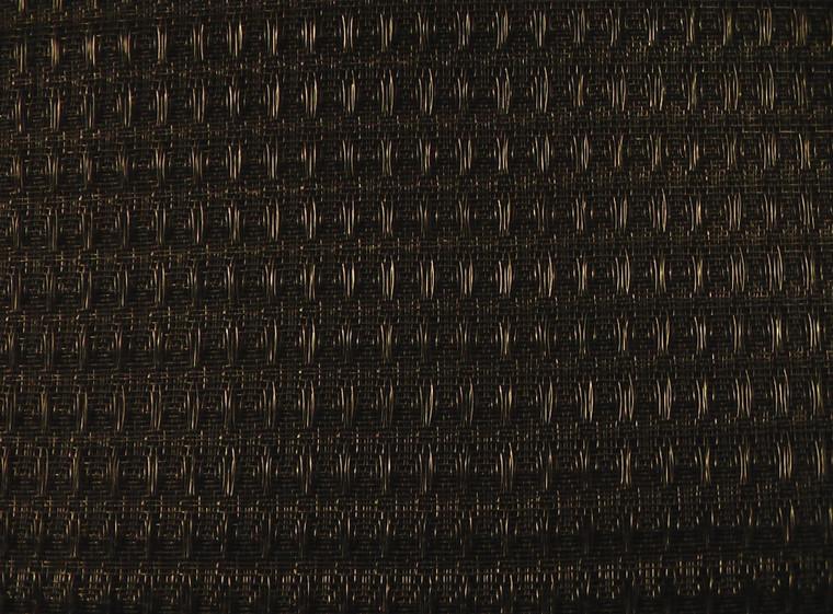 Black Grill Cloth OEM Made in USA 1 yard