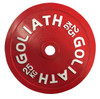 Goliath Calibrated Powerlifting Plate - 25kg (PAIR)