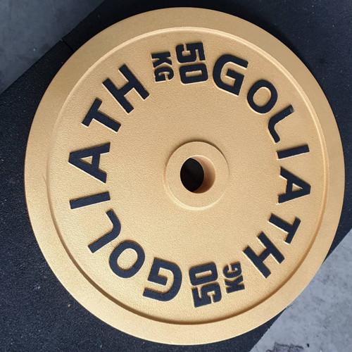 PRESALE - DUE END OCT.  50kg Goliath Gold (PAIR)