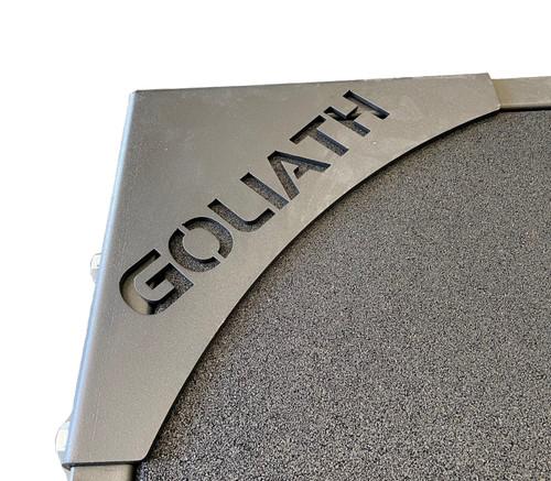 Goliath Deadlift Platform - includes rubber. (30mm DL platform)