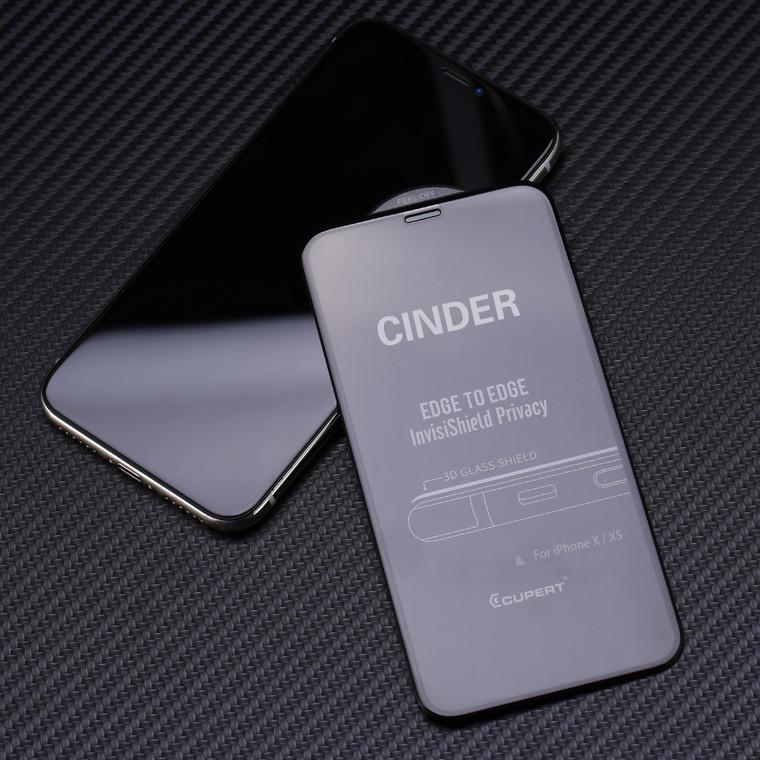 Cinder invisiShield 27 ° Privacy 0.2mm