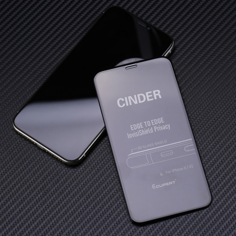 Cinder invisiShield 27 ° Privacy 0.2mm
