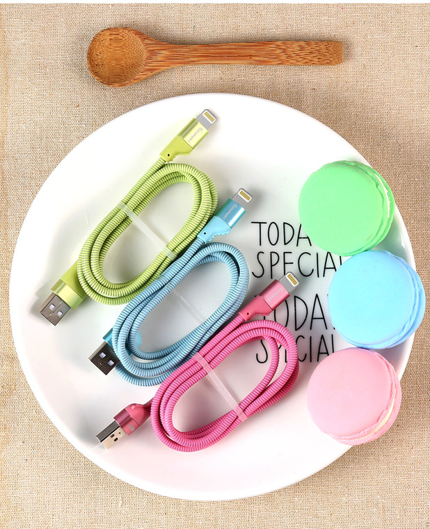 Multicolored Lighting to USB Cable