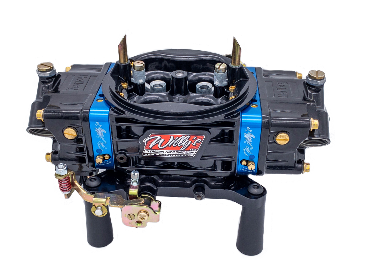 Willy's 750 HP Alky Carb 406-430CI