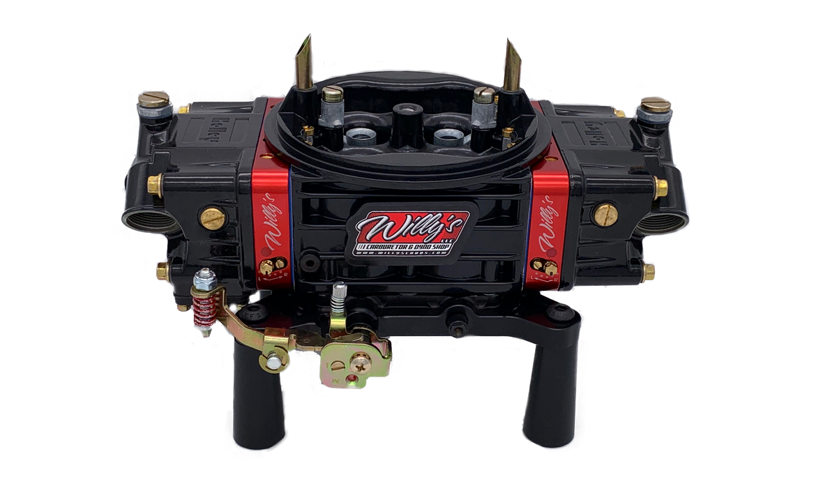 Willy's 850 HP Carb 406-430 CI