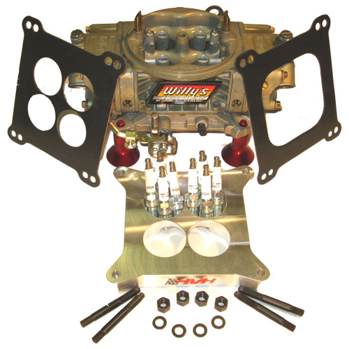 Willy's Carbs - Power Kit for GM602