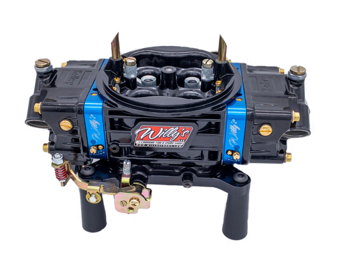 Willy's 850 HP Alky Carb 406-430 CI