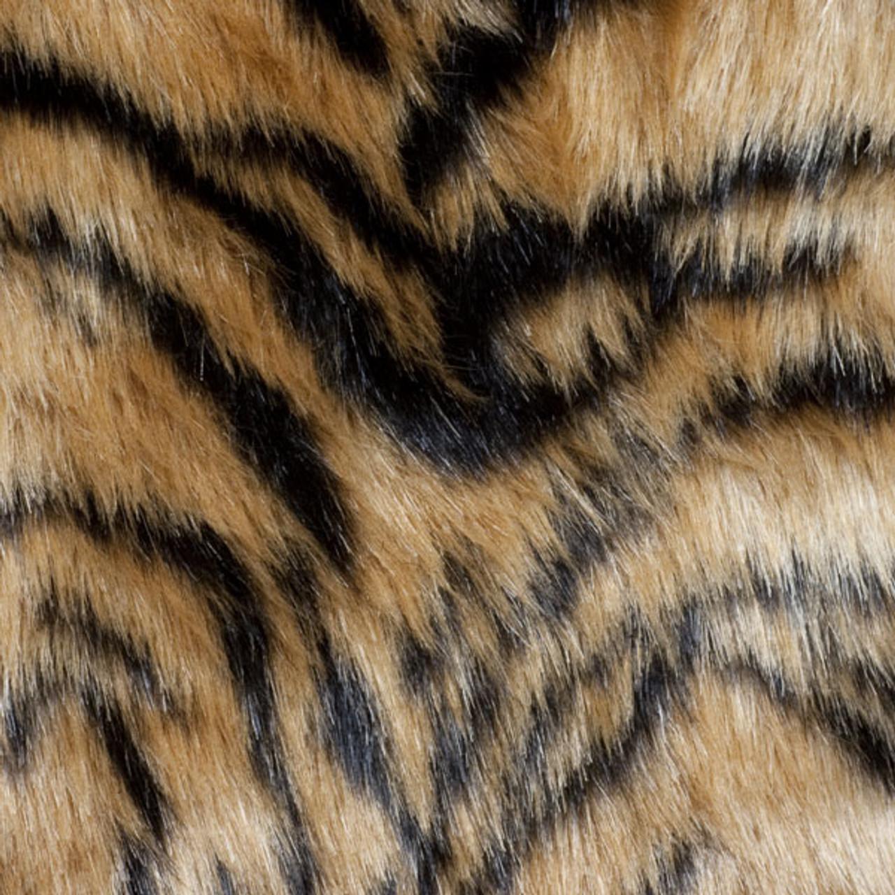 Super Luxury Faux Fur Fabric Material BABY DEER