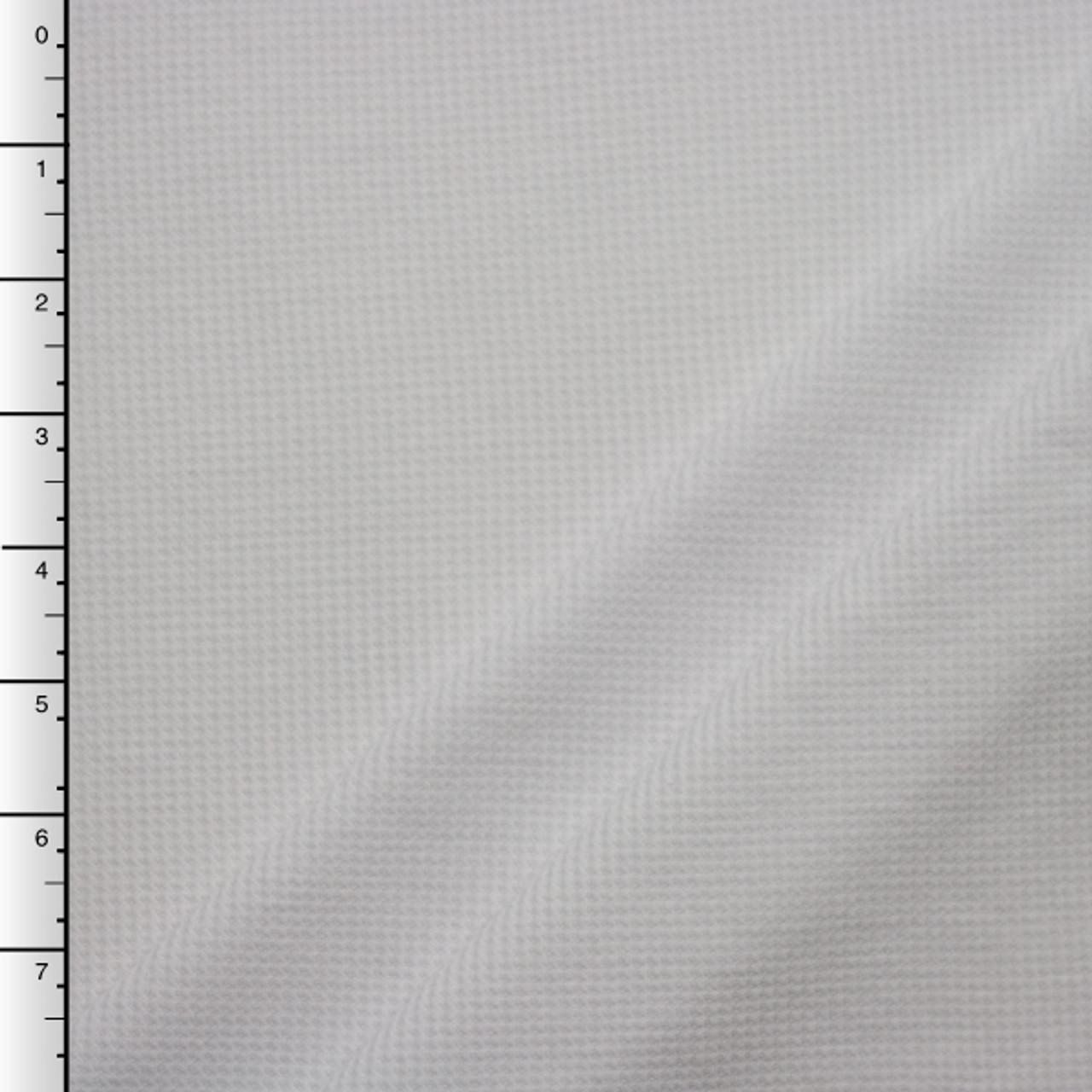 b1d5684e346 Cali Fabrics | White Waffle Knit
