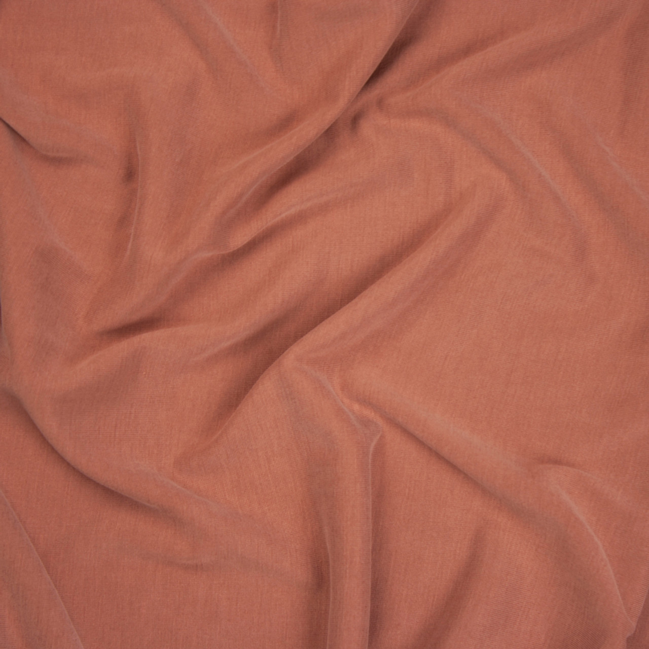 f0a6f887be1 ... Soft Clay Brushed Modal Knit Fabric By The Yard - Wide shot