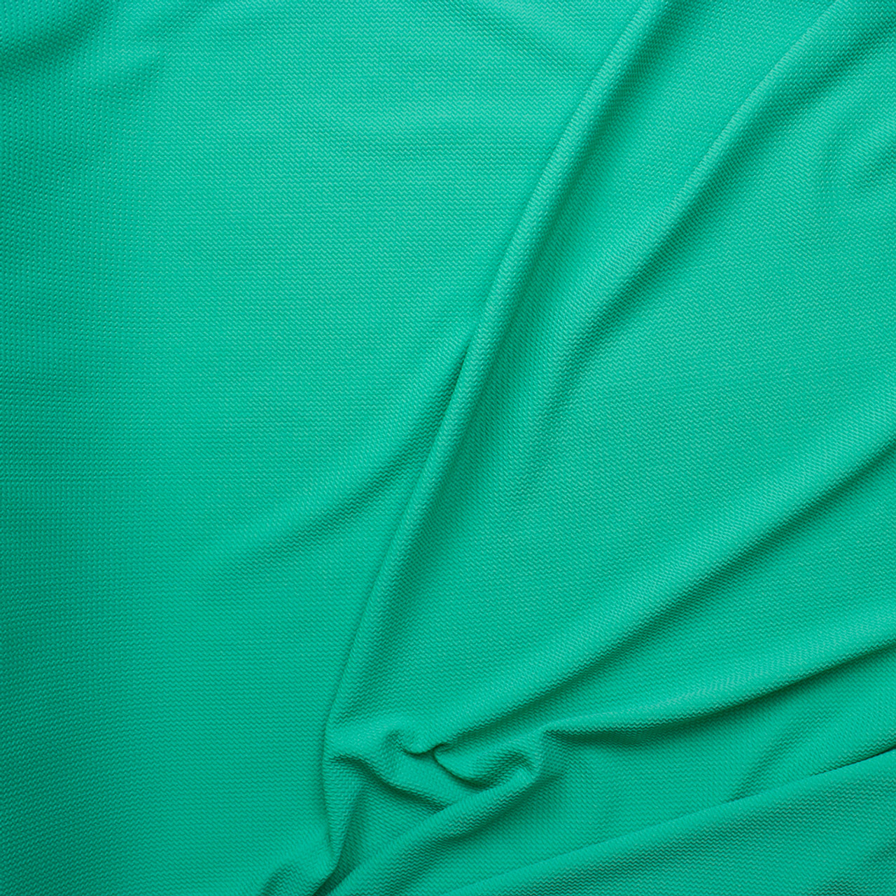 7a8ef502df ... Solid Spearmint Bullet Textured Liverpool Knit Fabric By The Yard -  Wide shot