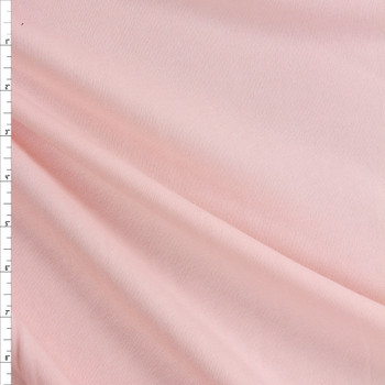 Blush Midweight Extra Wide Poly Sweatshirt Fleece Fabric By The Yard