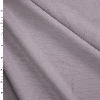 Light Grey Midweight Extra Wide Poly Sweatshirt Fleece Fabric By The Yard