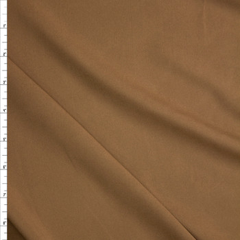 Camel Stretch Poly Lining Fabric By The Yard