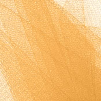 """Veil Gold 72"""" Nylon Net"""