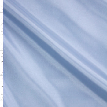 Sky Blue Acetate Lining Fabric By The Yard