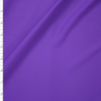 Purple Designer Midweight Nylon/Spandex Fabric By The Yard