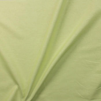 Mint Designer Midweight Linen Fabric By The Yard - Wide shot