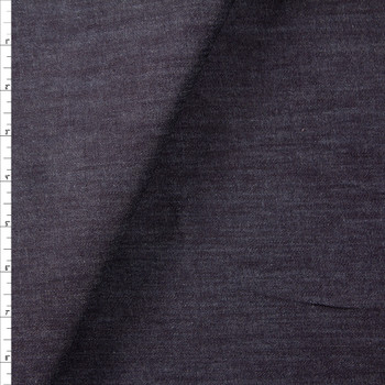 Dark Indigo #1 Designer Denim From 'True Religion' Fabric By The Yard
