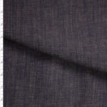 Warm Indigo #1 Designer Denim From 'True Religion' Fabric By The Yard